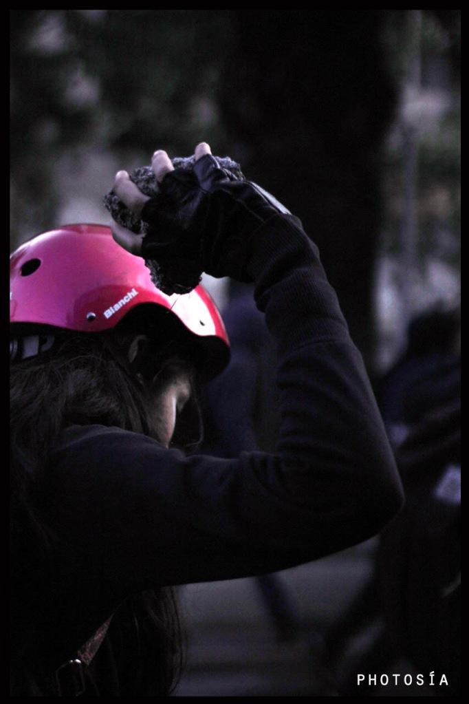 Poesía y fotografía sobre Chile despertó por Catalina Soto Caballero y Ancronicapa