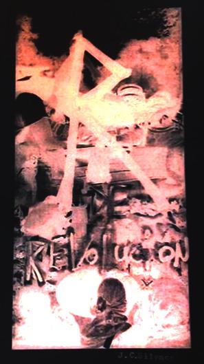 Poesía de revolución por Jesus de Cain