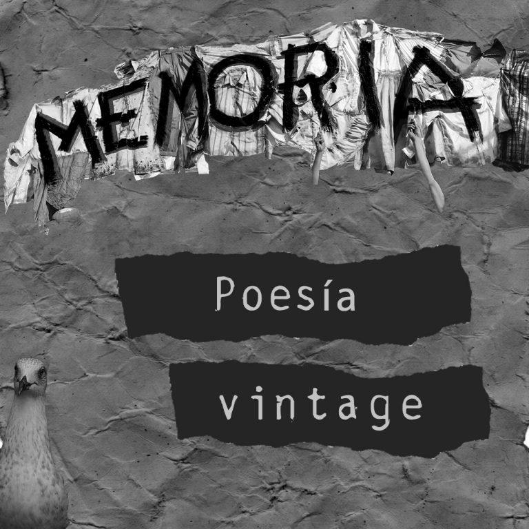 Poesía Vintage