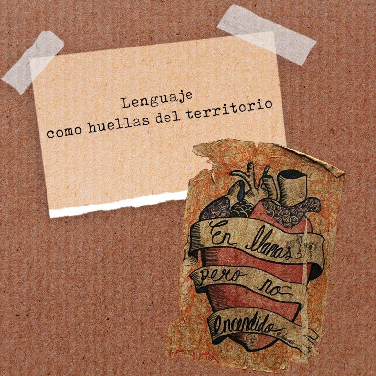 Poesía del Lenguaje y sus huellas