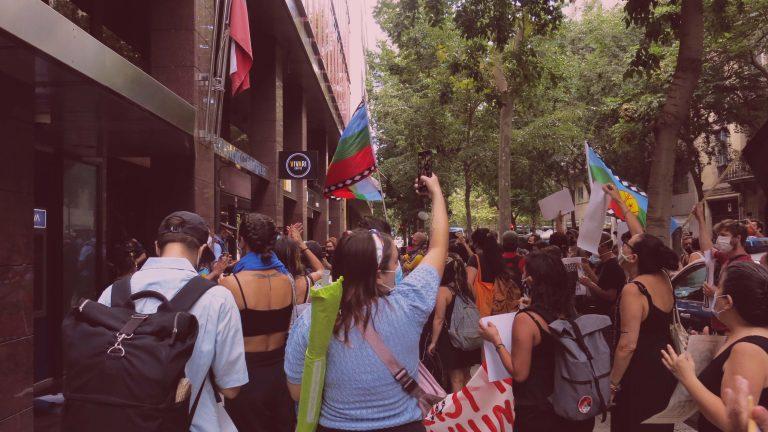 Chilenxs en el extranjero siguen fuera de la constituyente