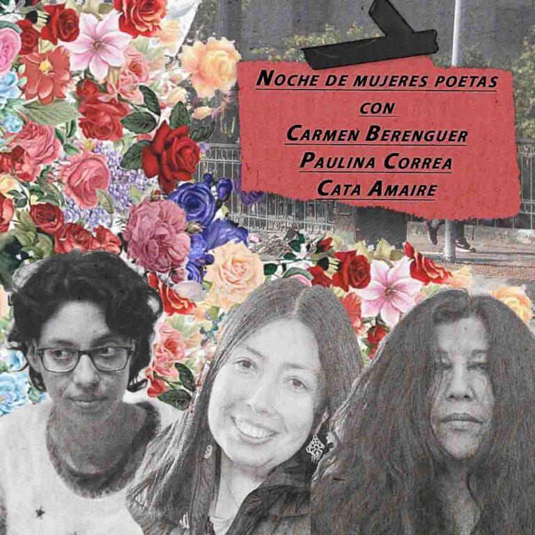 Mujeres poetas chilenas