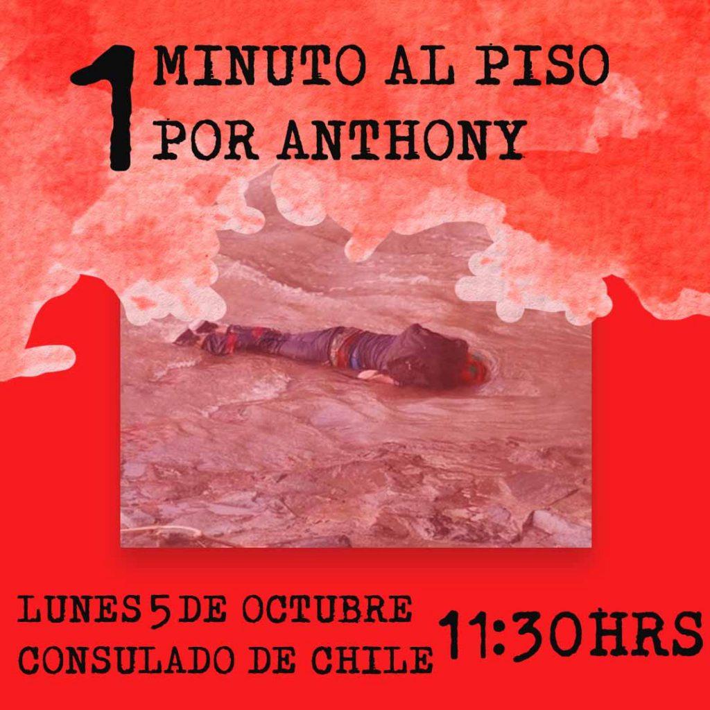Manifestación en Barcelona por Anthony y la disolución de Jalabineros