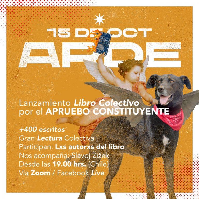 ARDE lanza su libro con más de 400 colaboraciones
