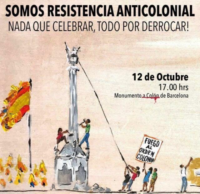 508 años de colonialismo indiscriminado