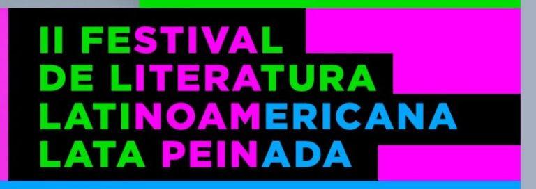 Inicia la II edición del festival de literatura latinoamericana Lata Peinada