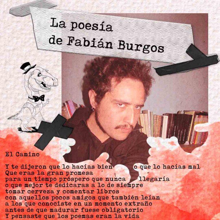 Poesía por Fabián Burgos
