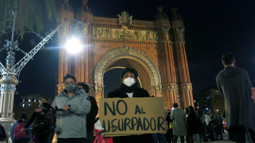 Aumenta la tensión en Perú y desde Barcelona se hace presión