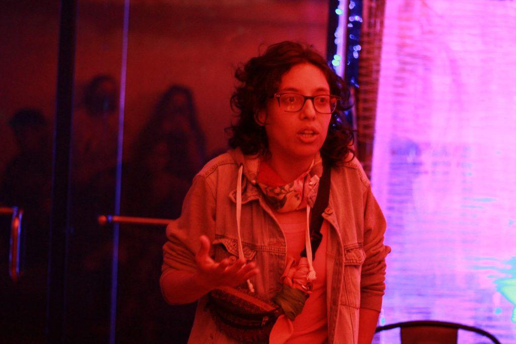 Cata Amaire, poeta de Buenos Aires, Argentina