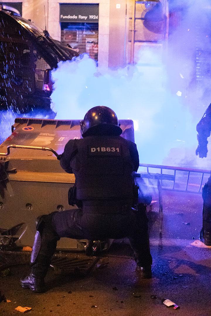 Incansables manifestaciones por Pablo Hasél
