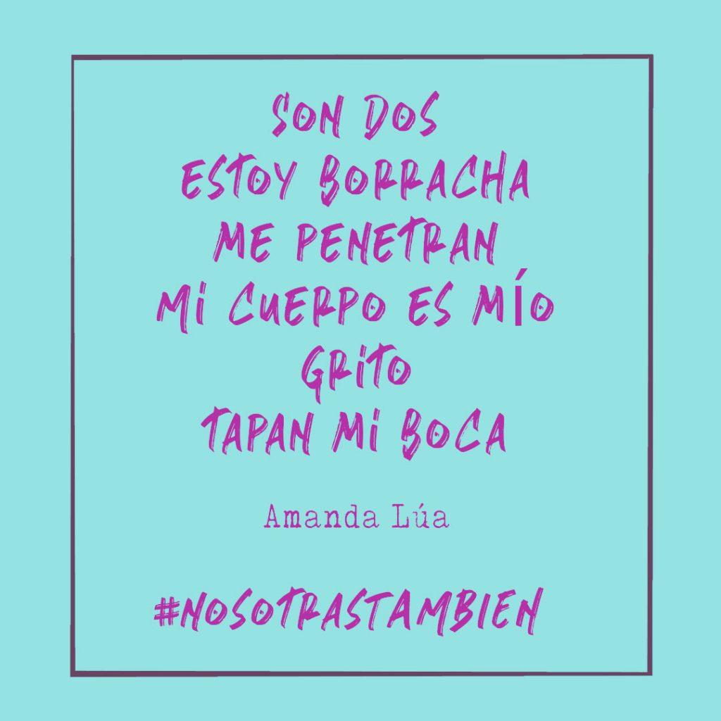 #nosotrastambien 1