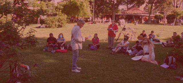 Grito de mujer, festival poético de Buenos Aires