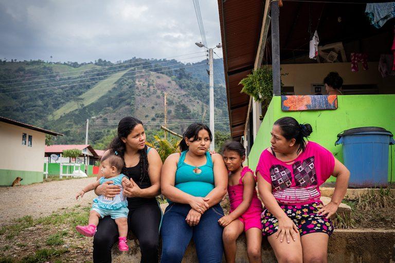 Berracas, supervivientes del conflicto armado en Colombia