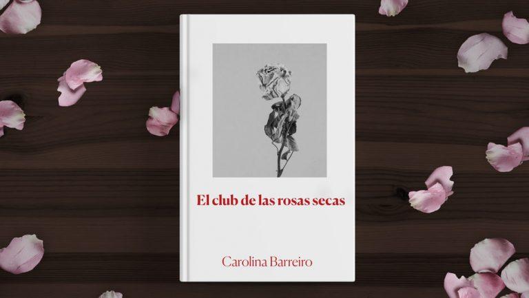 Carolina Barreiro comienza a tejer su próximo poemario.